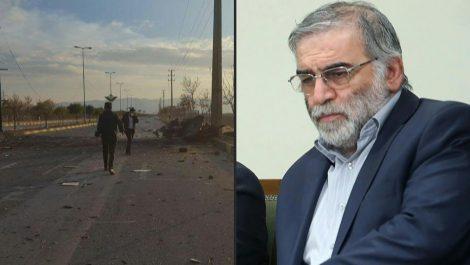 Israel estaría tras asesinato del científico iraní