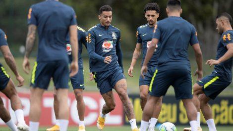 Neymar no jugará contra la Vinotinto en eliminatorias del Mundial de Qatar 2022