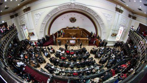 Asamblea Nacional extendió su vigencia para todo el 2021