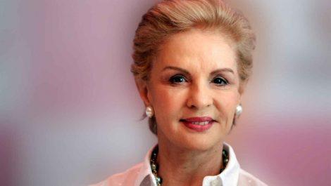 Carolina Herrera desató la guachafita en redes sociales