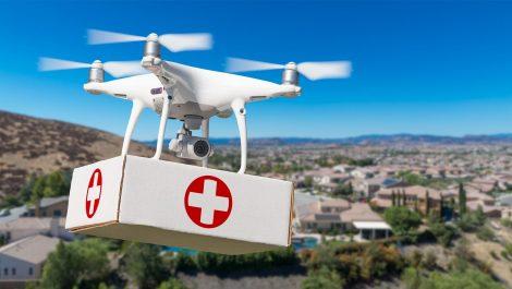 Joven venezolano diseñó dron para apoyar lucha contra el Covid-19