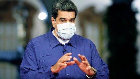 """Maduro al gobierno de Duque: «¡Criminales, xenófobos, nazis!"""""""