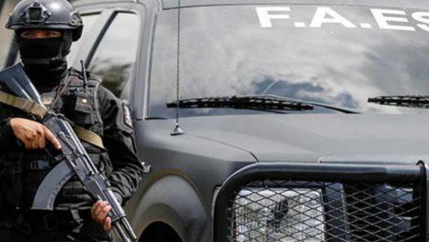 FAES detiene al director de Convite tras allanamiento a sede de la ONG