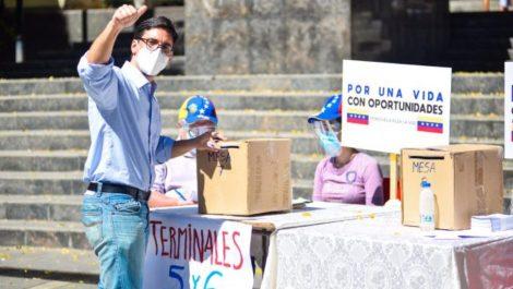 Freddy Guevara: La Consulta Popular mató el fraude parlamentario del 6 de diciembre
