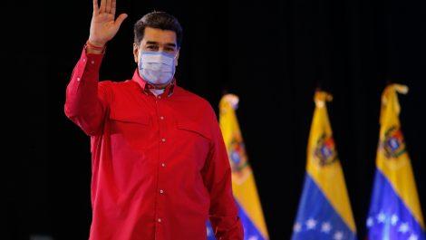 Maduro acusa a la derecha española de respaldar a López en un plan contra Venezuela