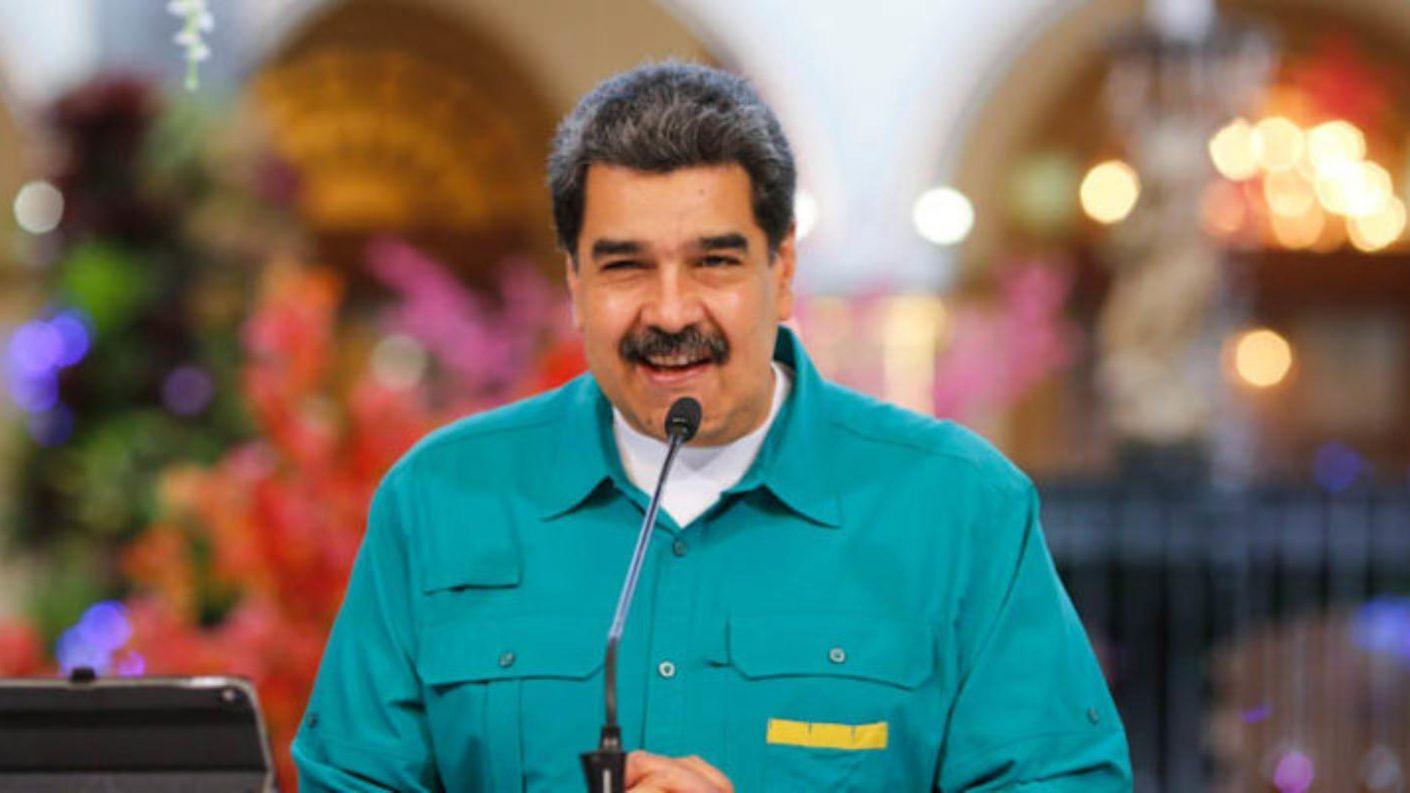 Maduro dice que dejará el gobierno si la oposición gana el 6D