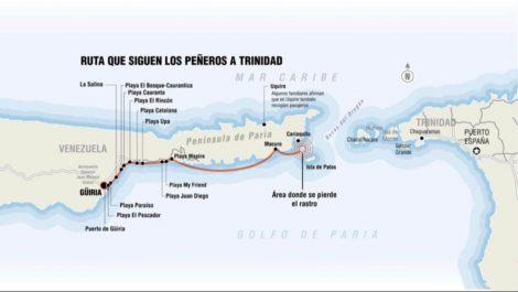 Al menos 19 venezolanos fallecieron intentando llegar a Trinidad y Tobago
