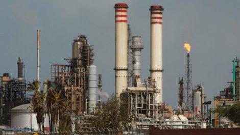 Nueva paralización de la refinería El Palito por mantenimiento profundo