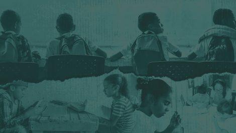 Cerrar las escuelas abrió puertas al hambre, la violencia y el fracaso escolar