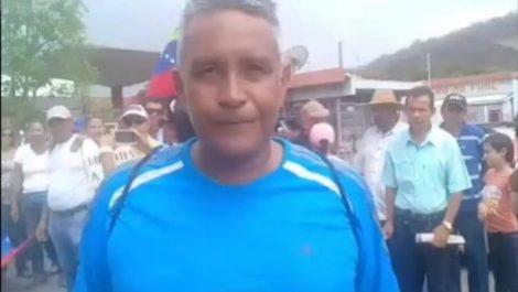 Denuncian secuestro del profesor Roberth Franco por parte de la FAES en Carúpano