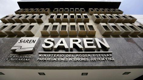 Incendio destruyó oficinas del Saren en Altamira