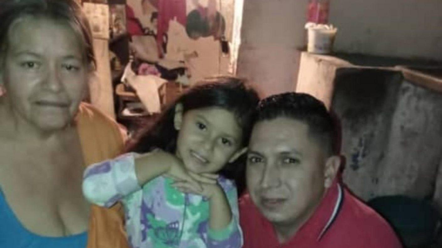 Niña secuestrada Antonella Maldonado fue liberada y se reencontró con su familia (+VIDEO)