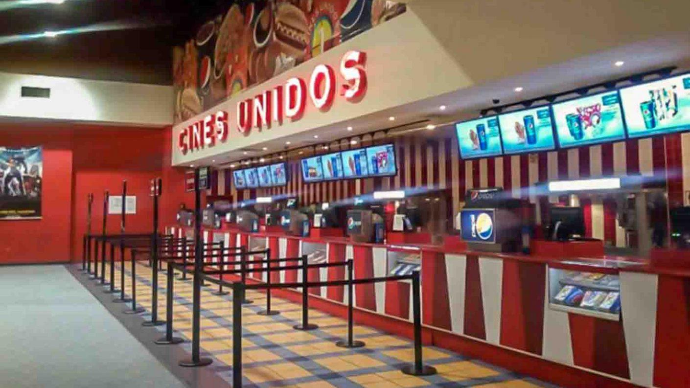 Estos son los precios de combos y entradas de Cines Unidos