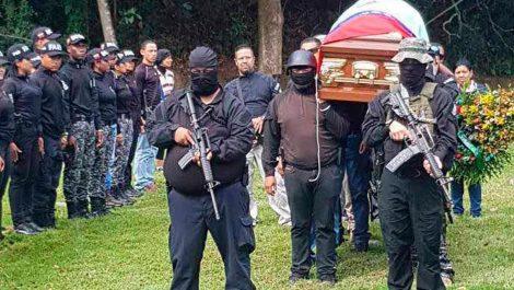Caracas despierta con detonaciones por los tres años de muerto del colectivo Heiker Vásquez