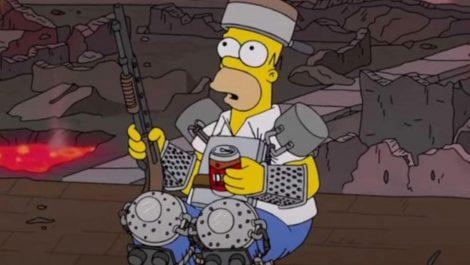 Homero y el 20 de enero de 2021, ¿Los Simpson acertarán de nuevo?