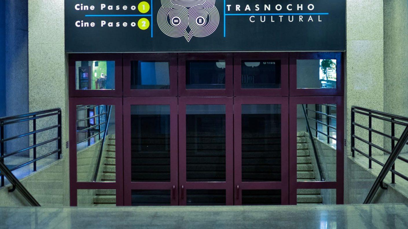 Trasnocho Cultural reabrirá sus salas el próximo miércoles