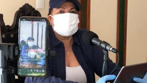Gobernadora de Monagas segunda funcionaria chavista reinfectada por COVID-19