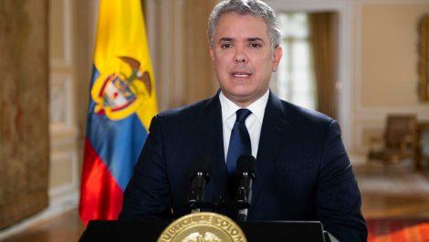Duque anuncia un Estatuto de Protección Temporal para migrantes venezolanos