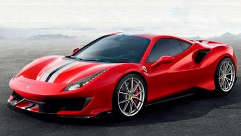 Ahora sí, un Ferrari de medio millón de dólares llegó a Venezuela (+FOTOS)