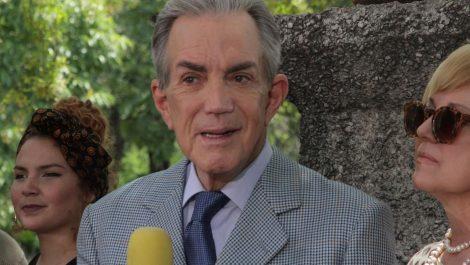 Gilberto Correa ya tenía un año divorciado