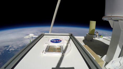 El video de la primera nave en posarse sobre otro planeta