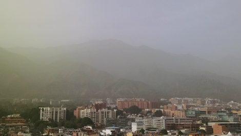 Polvo del Sahara llega este domingo a Venezuela y estará por 96 horas