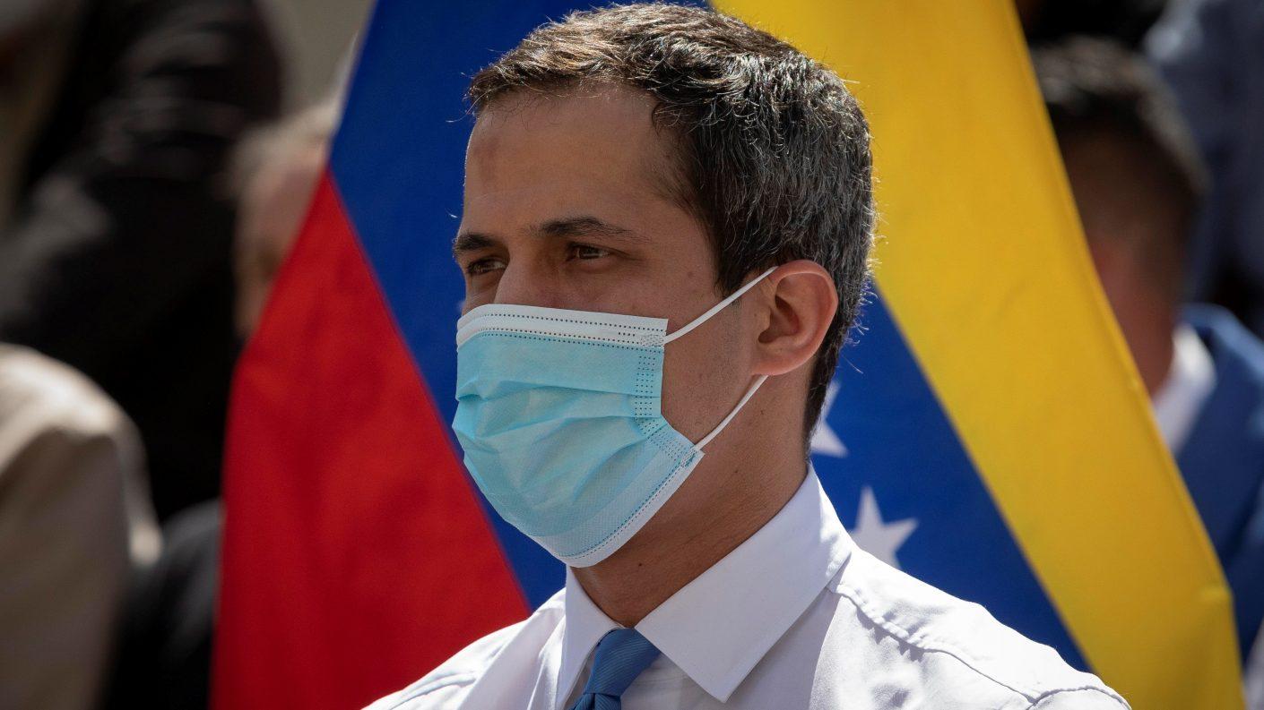 Guaidó propone acuerdo entre la oposición, el chavismo y la comunidad internacional