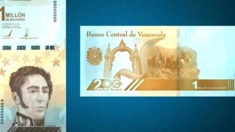 Venezuela estrena billetes mientras se profundiza extinción del bolívar