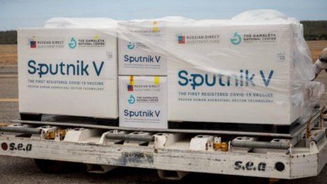 430.000 dosis de Sputnik V llegaron a Venezuela desde Rusia