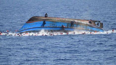 Estos son los sobrevivientes del naufragio de embarcación en Delta Amacuro
