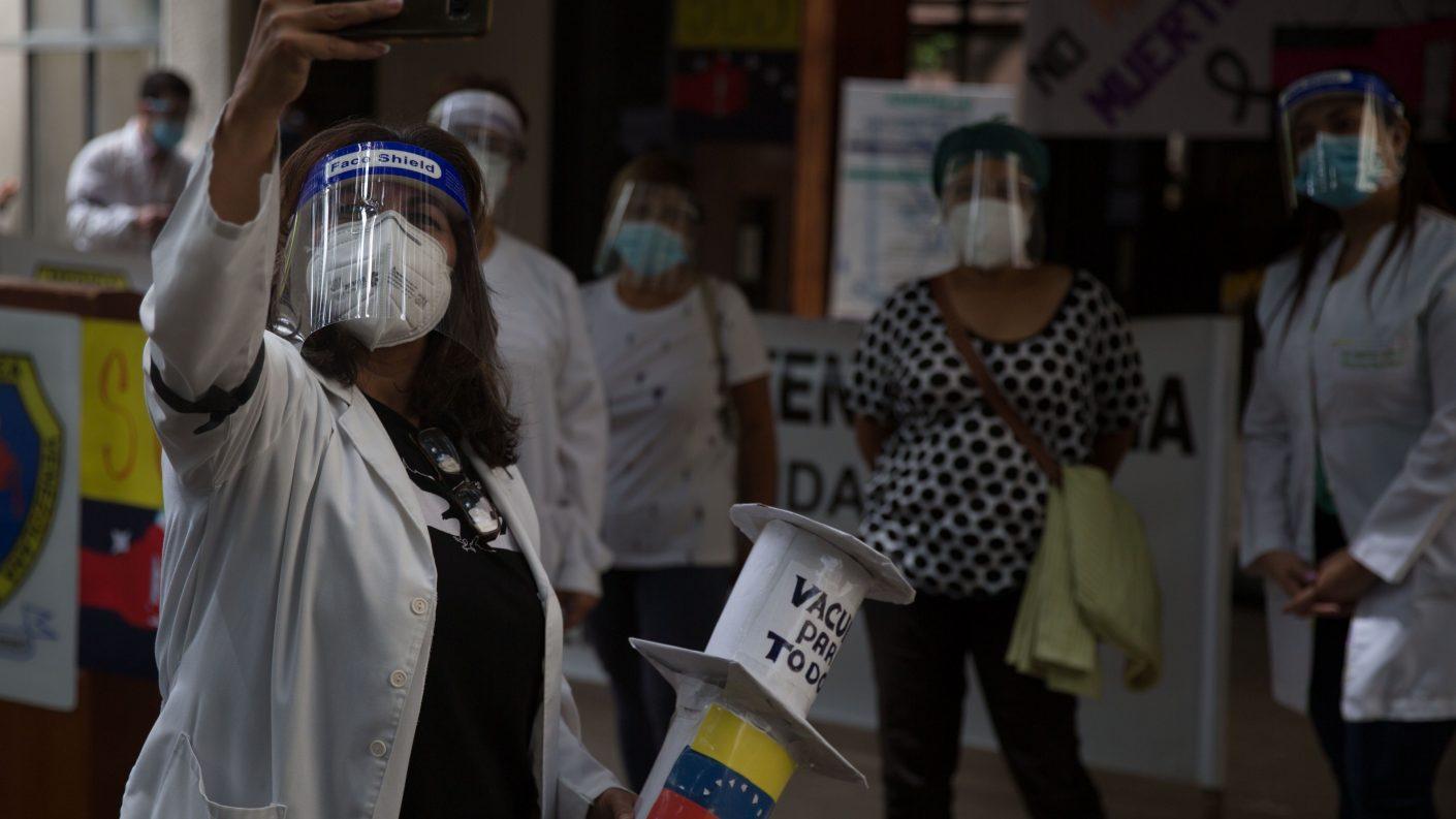 El cerco venezolano amenaza con estrecharse sobre las redes sociales