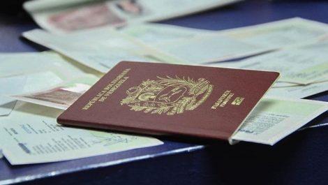 Venezolanos podrán pedir a domicilio la prórroga del pasaporte en estos 7 países