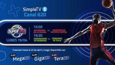SimpleTV Sports