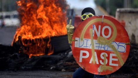 La ONU denuncia un uso excesivo de la fuerza en Colombia