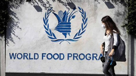 El primer equipo del Programa Mundial de Alimentos llegó a Venezuela