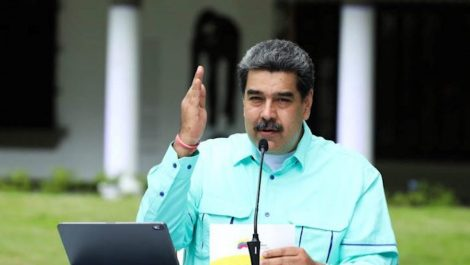 Maduro aseguró que fondos desaparecidos del BDV serán reintegrados a los clientes