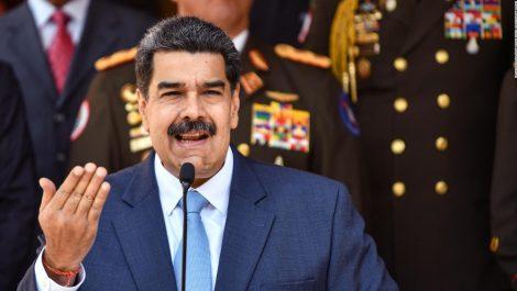 Maduro: es criminal el bloqueo norteamericano al pago de vacunas