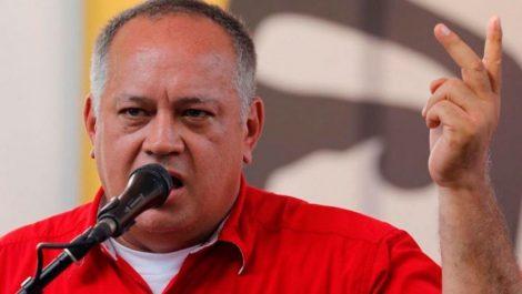 Diosdado Cabello presidirá comisión para hacer una «revolución judicial»