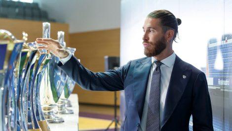 Sergio Ramos se despide del Real Madrid y revela su versión sobre su salida