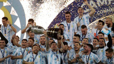 Argentina se sacó el clavo tras 28 años: hoy brinda con la Copa América (+Video)
