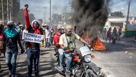 Haití pide el envío de tropas a EE.UU y la ONU