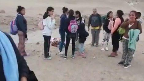 Localizan a 22 venezolanos extraviados en el desierto de Tacna, en Perú