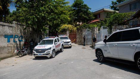 La policía de Haití abatió a cuatro y detuvo a dos de los responsables de matar al Presidente Moise