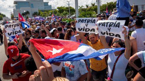 Cuba amaneció sin Internet móvil tras ola de protestas