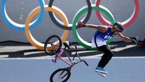 Atleta que «tomó prestada» la bicicleta de Edy Alviarez fue expulsado de la Villa Olímpica