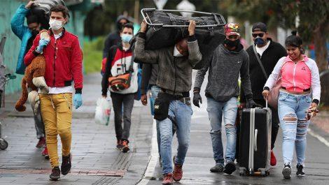 Rescataron a 30 venezolanos que estaban secuestrados en Chile