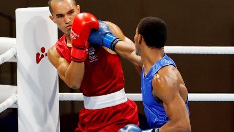 Solicitan a Canadá acoger al boxeador de equipo de los refugiados, Eldric Sella