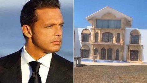 Tiktokers se infiltraron en la mansión abandonada de Luis Miguel (+VIDEO)