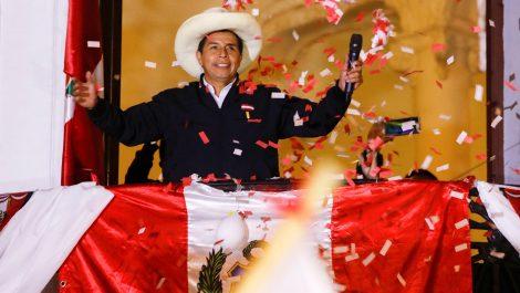 Presidente peruano nombra a exguerrillero como canciller de Perú