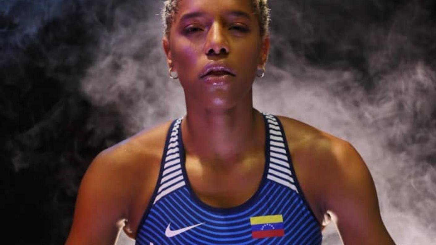 Yulimar Rojas dio el primer salto triple en Venezuela tras casi 10 años